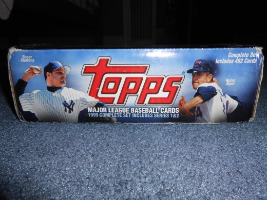 Complete baseball card sets can entice buyers--and cause them to spend big.