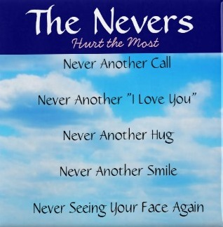 The Nevers - Losing someone we love