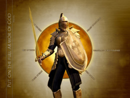 full Armour of God