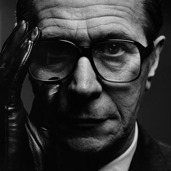Understated and stylish, Gary Oldman's portrayal of George Smiley is likely to become definitive.