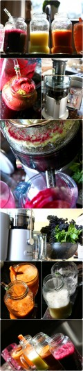 Juice, What a Surprise! Best Juicer Recipes for Health and Beauty