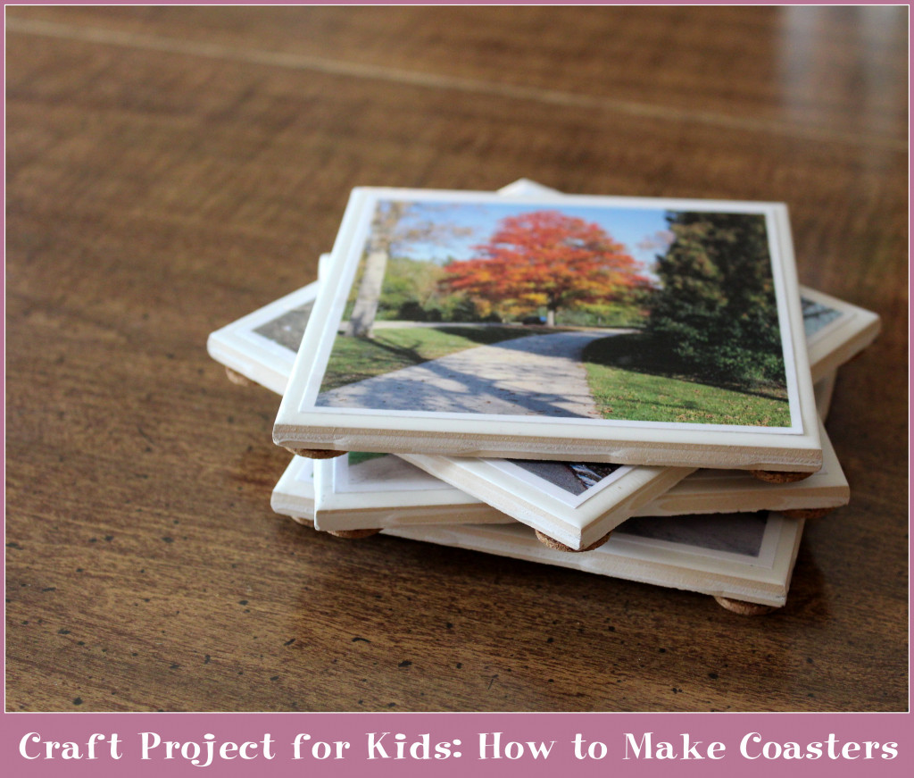 kid made coasters craft project for how to make coasters 2273