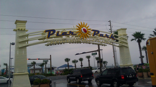 PIER PARK, PANAMA CITY, FLORIDA
