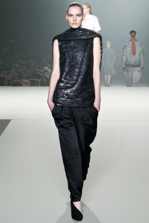 Alexander Wang, Model: Lisa Verberght, Photo: Monica Feudi