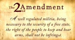 Is the 2nd Amendment to the US Constitution obsolete?
