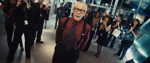 Stan Lee Cameo in Iron Man 2