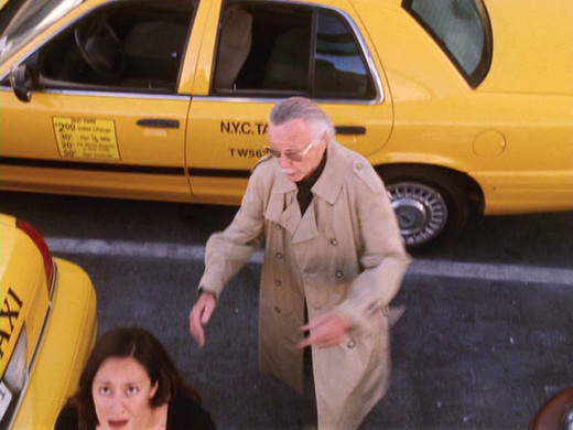 Stan Lee Cameo in Spider-Man 2