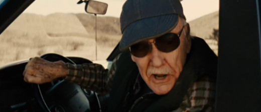 Stan Lee Cameo in Thor