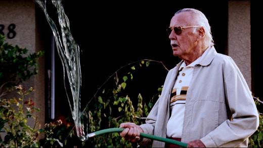 Stan Lee Cameo in X-Men: The Last Stand