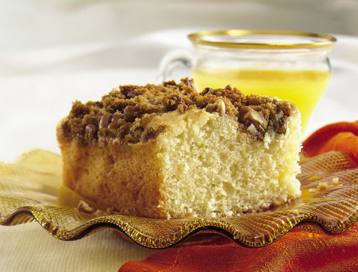 The Best Ever Scrumptious Coffee Cake