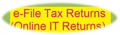 How to e-File income tax returns in India