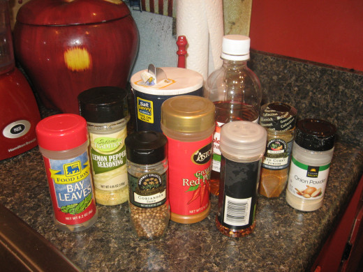 Shrimp Boil Seasoning