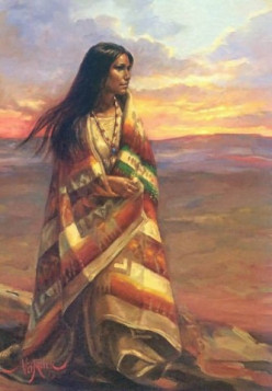 Bridging the Gap- A look at the work of some Native American female writers