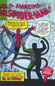 Doctor Octopus makes his first appearance in Amazing Spider-man # 3 from 1963.