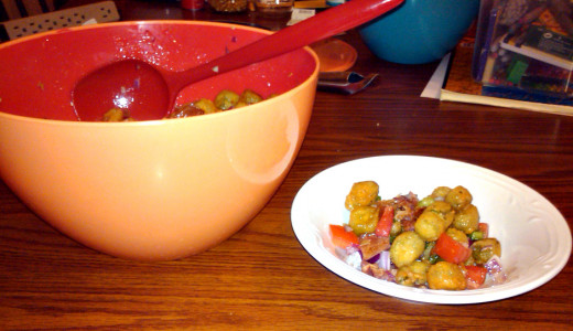 Salad is Served!