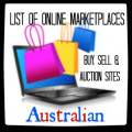 Australian Online Marketplaces: Buy, Sell, Auction and Free Classified Sites