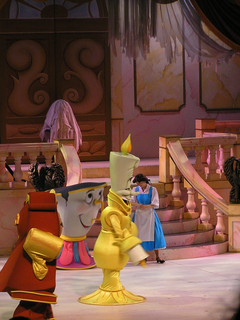 Another scene from Beauty And The Beast.