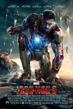 Iron Man 3: A Fitting Conclusion that Left the Audience Wanting More