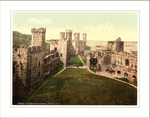 Carnarfon Castle