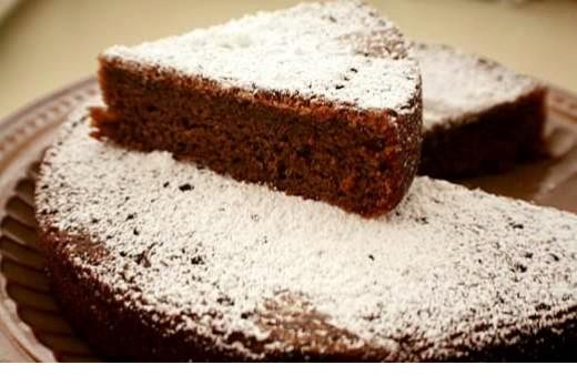 Lenten Chocolate Cake Recipe