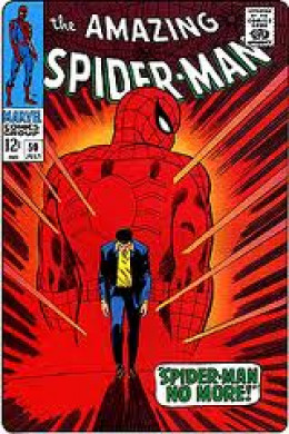 Amazing Spider-man # 50 the Kingpins first appearance with art by John Romita.