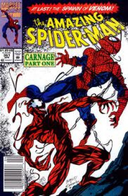 First full appearance in Amazing Spider-man # 361