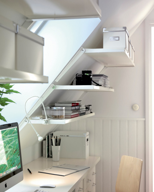 Find office storage in the smallest spaces.