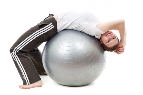Natural remedies for PMS include exercise.