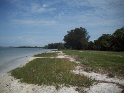Is the Fort DeSoto beach haunted?
