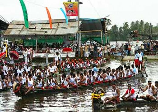 Kettuvellam - Boat Race