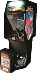 The Upright Cabinet For Hard Drivin'