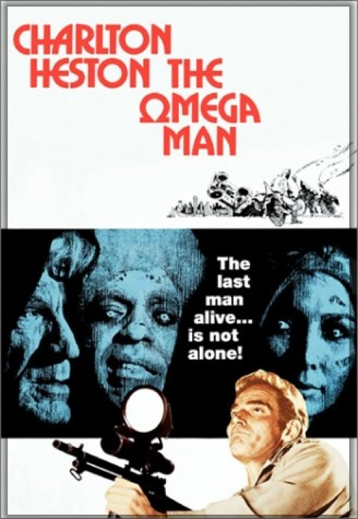 The Excellent Poster To The Omega Man
