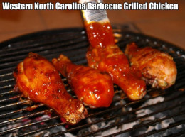 Western North Carolina Barbecue Grilled Chicken Is Truly Some Of If Not The Best Barbecue Chicken That You'll Ever Eat In Your Life. I Don't Think Anyone Makes Better Barbecue Chicken Than This. So Why Not Give It A Try This Weekend.