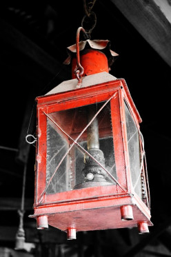 Photographing Antique Lanterns