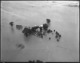 Image from 1927 but is similar to devastation in 1947