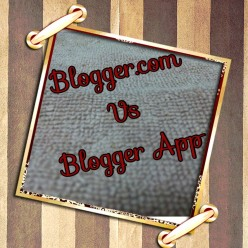Blogger App Review: Blogger.com Vs. Blogger App for iPhone- For the Blogger Within