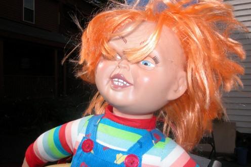 Chucky! (Sort of...)