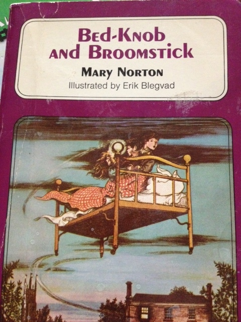 Bed Knobs and Broomsticks, by Mary Newton