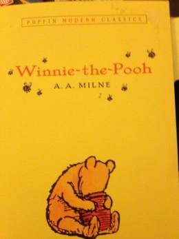 Winnie The Pooh, By A.A. Milne