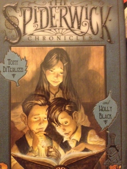 Spiderwich Chronicles, By Diterlizzi and Black