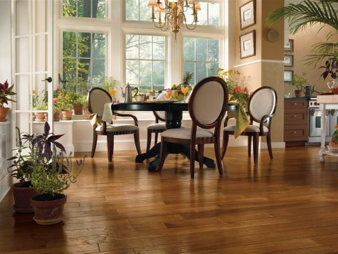 Create Value with Hardwood Flooring