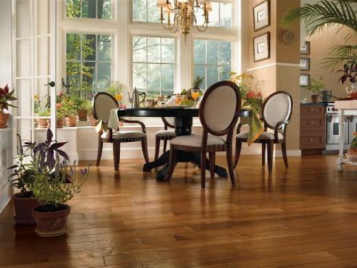 Create Value with Hardwood Flooring