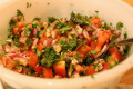 The Best Ever Fresh Homemade Tomato Salsa