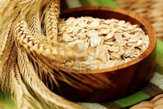 some oats contain trace amounts of gluten; in cases of celiacs, it is best to look for gluten free oats