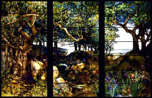 Tiffany Panels