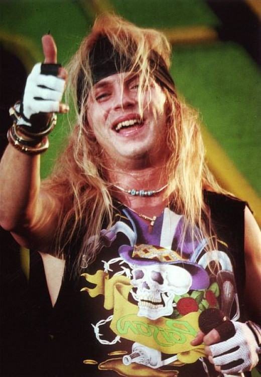 Bret Michaels and his band, Poison, may have looked like girls but they sure were a hit with the ladies. Most of their music wasn't what most would consider deep, but it was Nothing But A Good Time!
