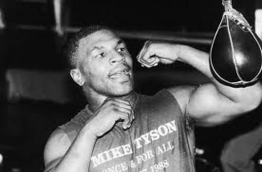 Iron Mike Tyson is the youngest heavyweight champion in history having won the title at age 20.