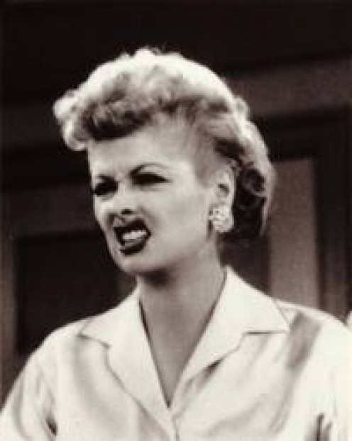 Lucille Ball is one of the funniest women in Hollywood history. Her show I Love Lucy was the number one show on television for several years.