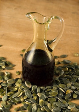 Pumpkin seeds and oil for prostate health