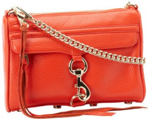 One of the hottest bags available right now! It comes in lots of different colors but I personally love this bright orange color. It is very highly rated on Amazon with 4.8 stars out of 5.